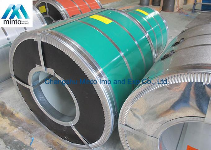 SGS Pre Painted Steel Coil Pre Painted Galvalume Coil