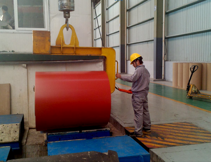 ASTM A653 cold rolled prepainted galvanized steel coils/ppgi prepainted steel sheet / color coated steel coil