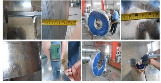 ASTM RAL Color Coated Aluminium Coil Colour Steel Sheet Abrasion Resistance
