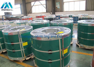 China SGS Pre Painted Steel Coil Pre Painted Galvalume Coil JIS3302 GB/T12754 supplier