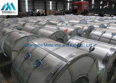 China JIS G3302 SGCC Cold Rolled Galvanized Steel Roll 0.13mm  - 3.0mm Thickness supplier