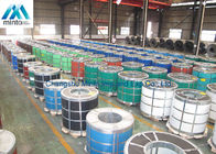 EN10142 EN10346 Prepainted Steel Coil Colour Coil For Roof Structure