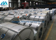 China Roofing Sheet Hot Dipped Galvanized Steel Coil ASTM A755M 600mm - 500mm Width factory