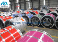 China Pre Painted Aluminium Coil Color Coated Aluminum Coil 0.02mm - 3.0mm Thickness factory