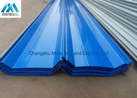 China Industrial Galvanized Corrugated Roofing Sheets Weather Proof Long Life Span factory