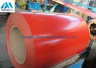 China Fireproof Cold Rolled Prepainted Galvanised Coil ASTM A653 JIS G3302 SGCC factory