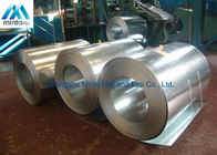 Aluminum Zinc Alloy Steel Sheet Coil JIS ASTM Anti Corrosion For Construction