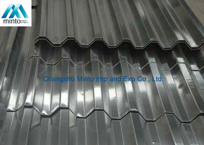 Roof Tile Hot Dipped Galvanized Corrugated Metal Roofing