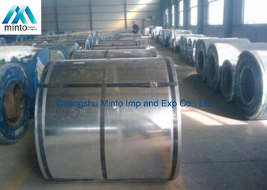China High Performance Galvanized Steel Coil SGCD ENG10142 ASTMA653M Antirust distributor