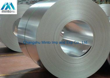 China ASTM AISI DIN Galvanized Steel Strip Anti Fingerprint For Construction distributor