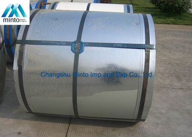 China AISI JIS EN Hot Dipped Galvanized Steel Coil For Construction Roofing Sheet distributor