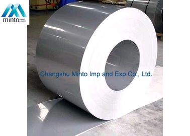 China JIS G 3312 ASTM A755M Pre Painted Aluminium Coil 0.12mm - 1.50mm Thickness distributor