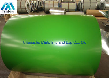 China Color Coated Aluminium Coil Prepainted Galvalume Steel Coil ASTM A755M distributor