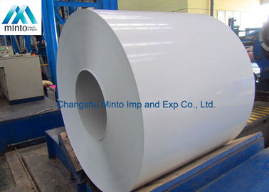 China JIS G3312 Color Coated Steel Coil Cold Rolled Steel Sheet In Coil Rustproof distributor