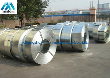China Hot Dipped Aluzinc Steel Coil AFP SGCC Galvanized Steel Roll Corrosion Resistance distributor