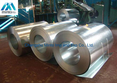 China Aluminum Zinc Alloy Steel Sheet Coil JIS ASTM Anti Corrosion For Construction distributor