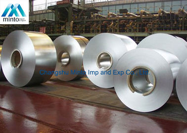 China Cold Rolled G550 Aluzinc Steel Coil High Heat Resistance 0.12mm - 2mm Thickness distributor