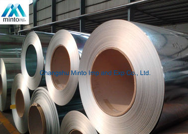 China Commercial Grade Minto Aluzinc Steel Coil Galvanised Steel Coil ASTM A792M distributor